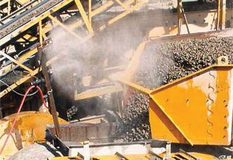 ARCH Environmental Equipment, Inc | Dust Control System | Agglomerative Dust Control | dust control systems