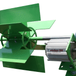 ARCH Environmental Equipment, Inc | Conveyor Accessories | Dean Energy Harvester