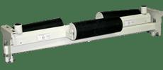 ARCH Environmental Equipment, Inc   Belt Alignment Systems   Tri-Return Training Idler