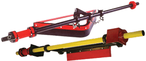 ARCH Environmental Equipment, Inc | Conveyor Accessories | V-Plow Angle Plow