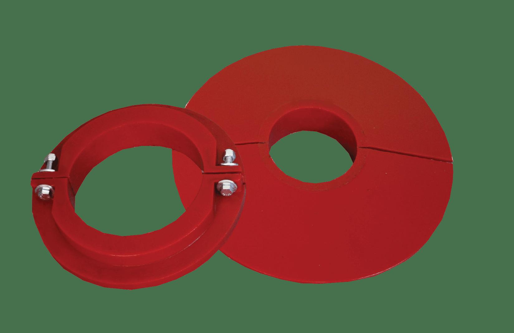 ARCH Environmental Equipment, Inc   Belt Alignment Systems   Wyatt Alignment Disks