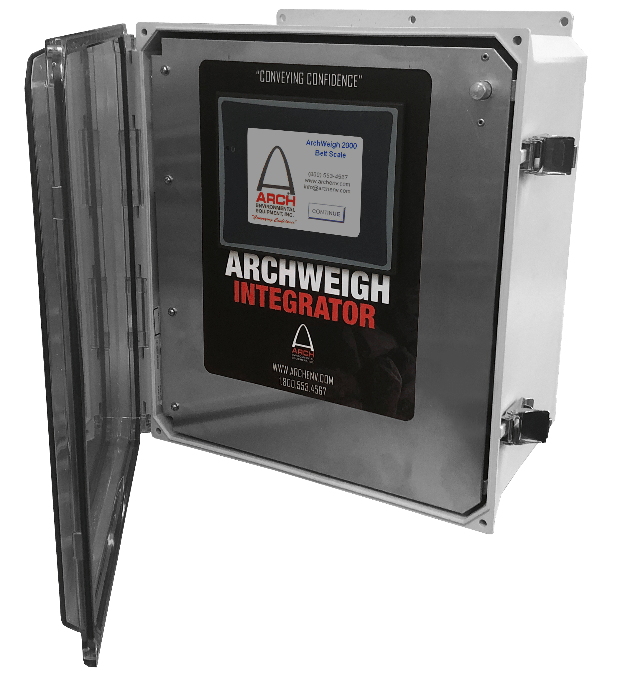ARCH Environmental Equipment, Inc | ARCHWeigh Belt Scales | 1000 Scale Integrator